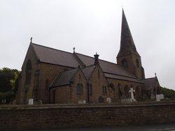 St Mary Roman Catholic Churchyard