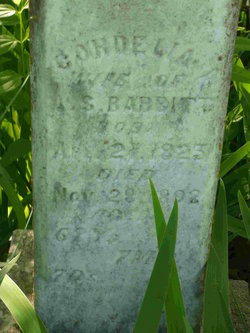 Cordelia A <i>Gaither</i> Babbitt