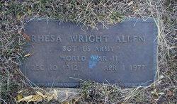 Rhesa Wright Allen