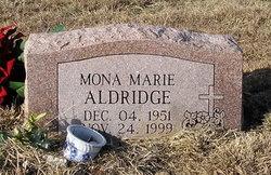 Mona Marie Aldridge