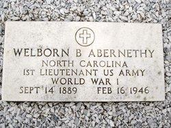 Wellborn Blair Abernethy