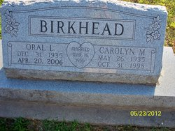 Carolyn M. <i>York</i> Birkhead