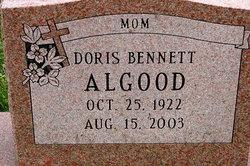 Doris Ilene <i>Bennett</i> Algood