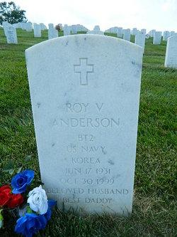 Roy Vernon Anderson