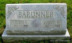 Dorothy Grace <i>Hughes</i> Baronner