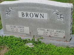 Ethel Belle <i>James</i> Brown