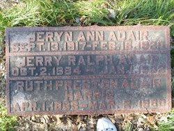 Jerry Ralph Adair