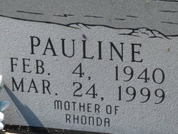 Pauline McNeal <i>Willoughby</i> Jennings