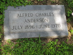 Alfred Charles Anderson