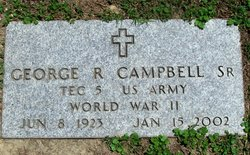 George Richard Campbell, Sr