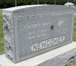 Calvin Leroy Newcomer
