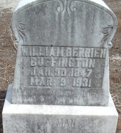 William Berrien Billy Buffington