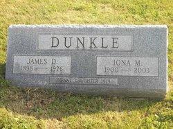 Iona <i>Williams</i> Dunkle