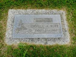 Orville Albert Rupe