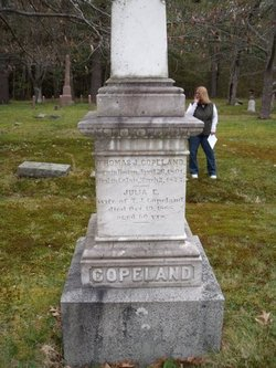 Julia Elvira <i>Townsend</i> Copeland