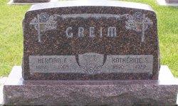 Herman Fred Greim