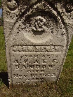 John Henry Bandow