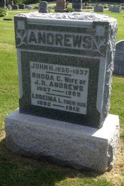 Rhoda C Andrews