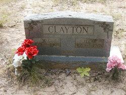 Ellar <i>Buck</i> Clayton