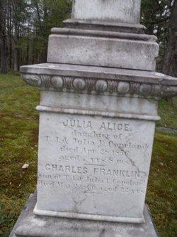 Julia Alice Copeland