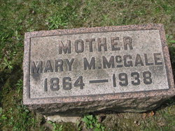 Mary M McGale