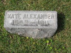 Kate <i>Peek</i> Alexander