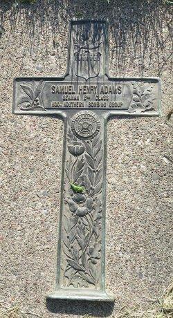 SMN Samuel Henry Adams