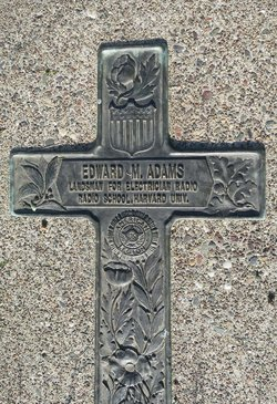 Edward Mortimer Adams