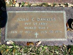 John Clive Dawkins