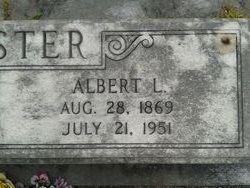 Albert Luther Feaster