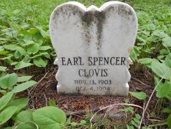 Earl Spencer Clovis