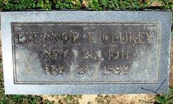 Eleanor <i>Fuller</i> Clukey