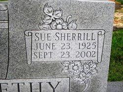 Sue <i>Sherrill</i> Abernethy