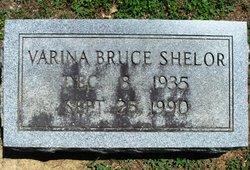 Varina Bruce Shelor
