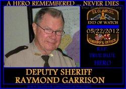 Raymond Andrew Garrison, Sr