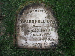Edward Holliday