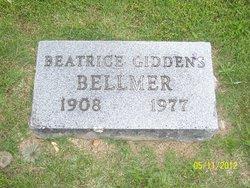 Beatrice <i>Giddens</i> Bellmer