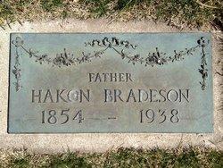 Hakon <i>Halstensen</i> Bradeson