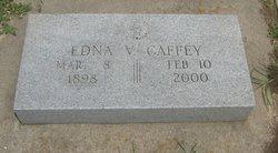 Edna V. <i>Daniel</i> Caffey