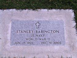 Stanley Babington