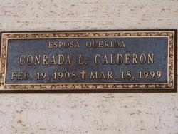 Conrada L. Calderon