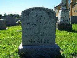 George T McAtee
