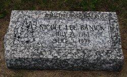 Nicole Lee Banick