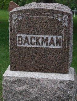 Katherine Backman