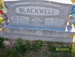 William Marlin Blackwell
