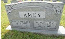 Patricia Marie Patty <i>Tyree</i> Ames