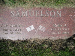 Ruby A Samuelson