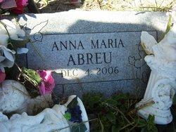 Anna Marie Abreu
