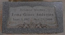 Erma <i>Gines</i> Anderton