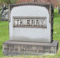 Marie Ann <i>Messier</i> Thierry